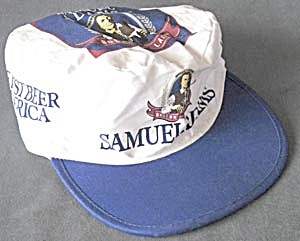 Vintage Samuel Adams Advertising Cap