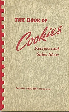 The Book Of Cookies Recipes & Sales Ideas