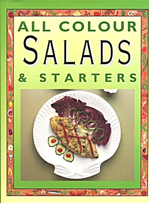 All Colour Salads And Starters