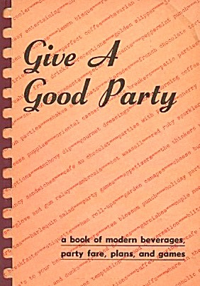 Give A Good Party