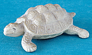 Vintage Celluloid Toy Tortoise