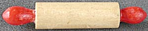 Vintage Barbie Doll Wooden Rolling Pin