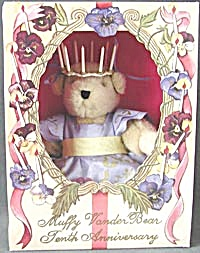 Muffy Vanderbear 10th Anniversary Limited Edition