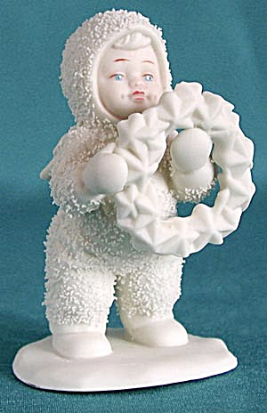 Retired Dept 56 Snowbabies: I Made This Just For You