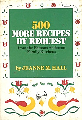 500 More Recipes By Request