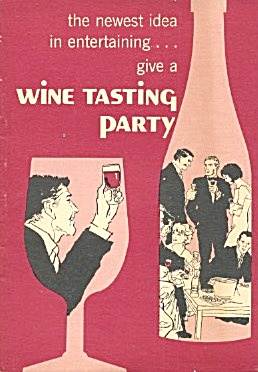 Give A Wine Tasting Party