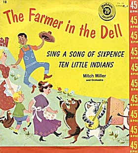 The Farmer In The Dell Golden Record