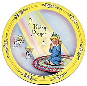 A Kiddy Prayer & Lead Kindly Light