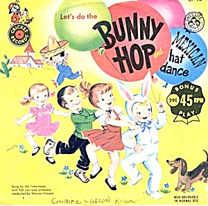 Bunny Hop & Mexican Hat Dance