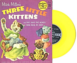 Mitch Miller's Three Little Kittens