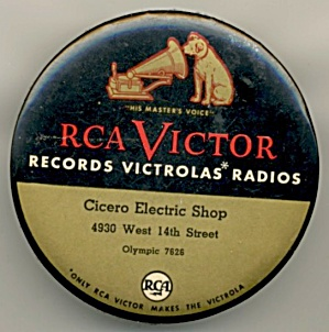 Rca Victor Record Cleaner