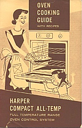 Harper Wyman Oven Cooking Guide With Recipes