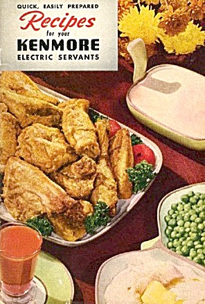 Recipes For Your Kenmore Electric Servants