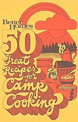 50 Great Recipes For Camp Cooking