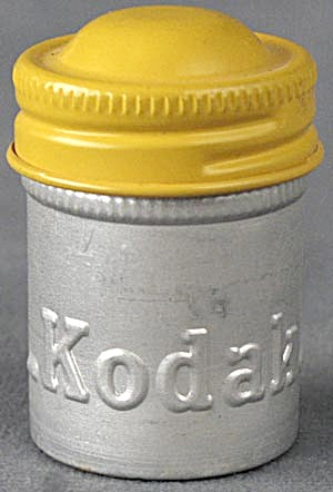 Vintage Kodak Film Canister Holder