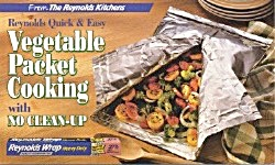 Vegetable Packet Cooking With No Clean-up