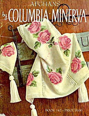 Afghans By Columbia Minerva