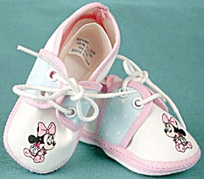 Disney Minnie Mouse Shoes For Infant