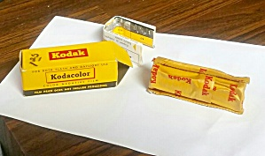 1958 Kodacolor C620 Film - Sealed