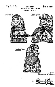 Patent Art: 1940s Shawnee Puss'n Boots Cookie Jar