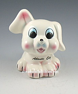 Cutest Puppy Pottery Toy Bank