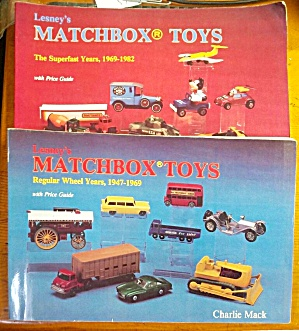 Lot Of 2 Lesney's Matchbox Toys Reg. Wheels, Superfast