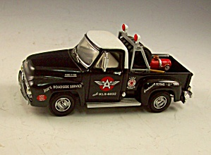 Matchbox 1955 Diecast Chevy Pickup Aaa Wrecker 1:43