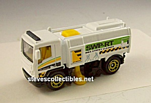 Matchbox Loose Street Cleaner Sweeper