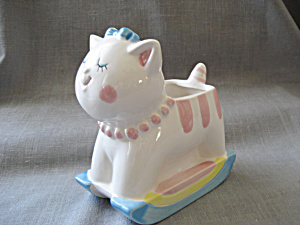Lefton Kitty Planter