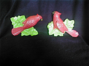 Chalkware Red Cardinals