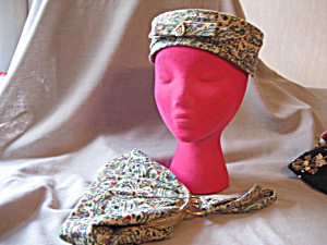 Madison Hat And Purse Set