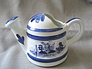 Delft Style Musical Pot