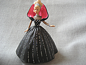 Holiday Barbie 1998