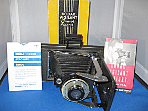 Kodak Vigilant Junior Six-16 Camera