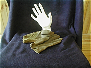 Corduroy Dress Gloves