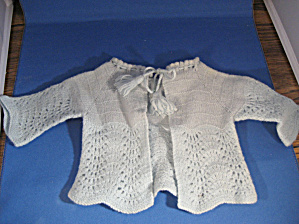 Hand Made Infant Sweater