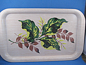 Painted Aluminum Snack Trays