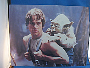 Star Wars-luke Skywalker Theater Poster