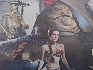 Star Wars-java The Hutt Theater Poster