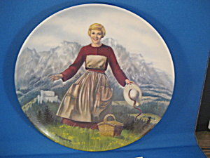 The Hills Are Alive Plate