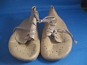 Childs Leather Shoes