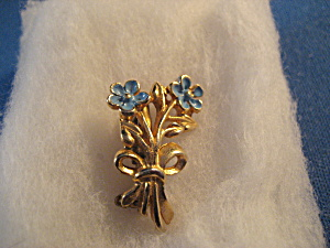 Miniature Flower Pin