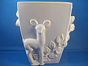 Red Wing Deer Planter
