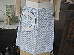 Circle Pocket Apron