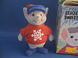 Bernard Ornament From The Rescuers Downunder