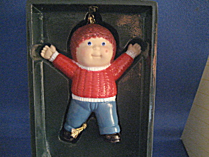 Cabbage Patch Kids Ornament