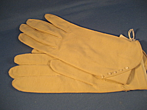 Tan Gloves