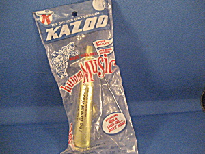 The One And Only Original Kazoo