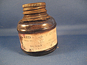 Ink Stamp Bottle