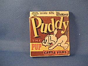 Puddy The Pup 8mm Film